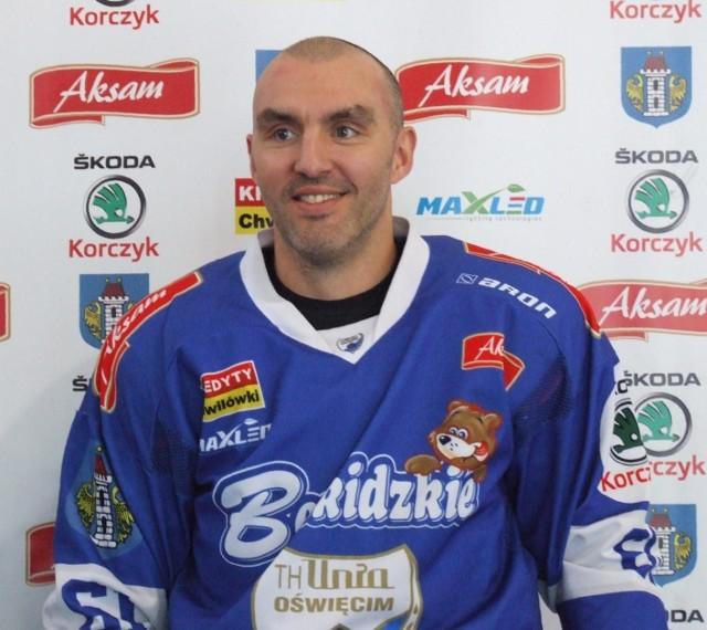 W poprzednim sezonie Grzegorz Piekarski dał się poznać jako skuteczny egzekutor rzutów karnych