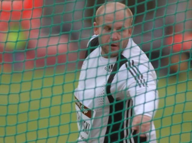 W tym sezonie Piotr Małachowski ma najlepszy wynik na świecie - 71,84