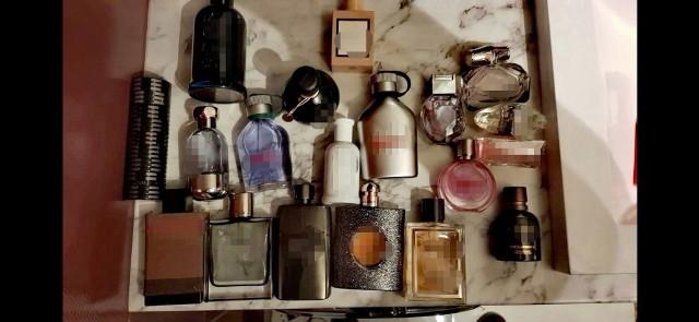 Ginęły głównie perfumy i maszynki do golenia. Mundurowi odzyskali część skradzionego mienia.