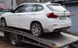 Krakowscy policjanci zatrzymali samochodowego złodzieja i odzyskali skradzione BMW
