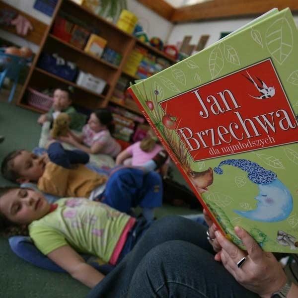Alicja Koczela z Przedszkola nr 34 w Rzeszowie: Właśnie tych wierszy dzieci najchętniej słuchają