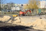 Nowe boiska w Busku-Zdroju. W wakacje wszystko ma być gotowe [ZDJĘCIA]