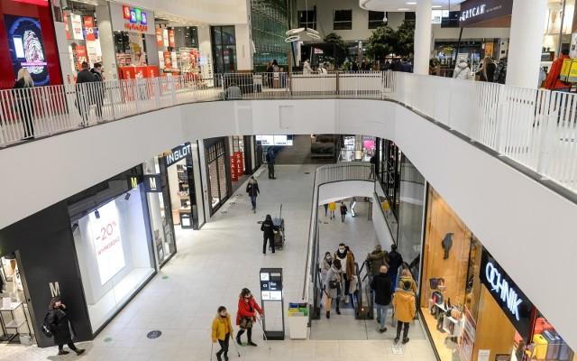 Od poniedziałku (1 lutego) centra handlowe ponownie zostały otwarte po wielu tygodniach zamrożenia.