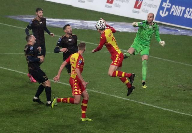 Pogoń wygrała z Jagiellonią 3-0