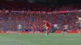 Lewandowski strzela i asystuje Muellerowi. Bayern pokonał Benfikę w FIFA 22 [WIDEO]