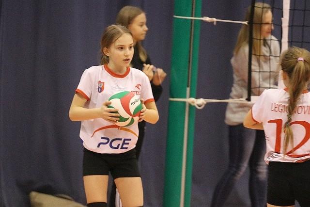 Turniej minisiatkówki w Ostrołęce