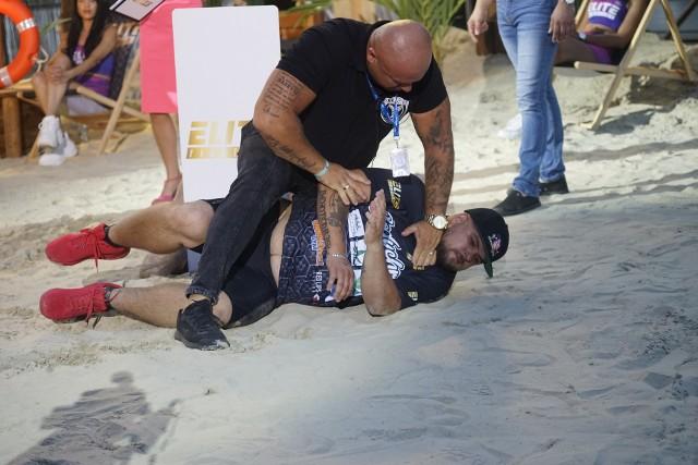"""Bodychrist """"na glebie"""". Wcześniej uderzył Robaliniego podczas face to face. Nie zabrakło też innych """"afer"""""""