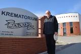 Krematorium w Jędrzejowie już działa. To czwarta spopielarnia w województwie (WIDEO)