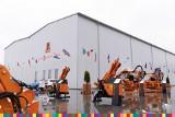 Siemiatycze. Pronar otworzył Centrum Wystawowe dla klientów, czyli 10 hektarów maszyn i przyczep [zdjęcia]
