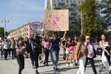 Marsz Różowej Wstążki przeszedł ulicami Częstochowy. Były różowe balony i motocykliści, a na Starym Rynku powstało Miasteczko Profilaktyczne