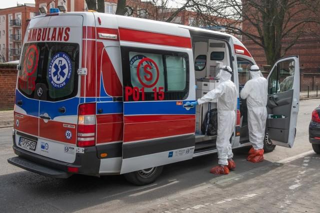 Według najnowszych danych Głównego Inspektoratu Sanitarnego aż 461 przypadków zakażeń koronawirusem w Polsce dotyczy personelu medycznego.