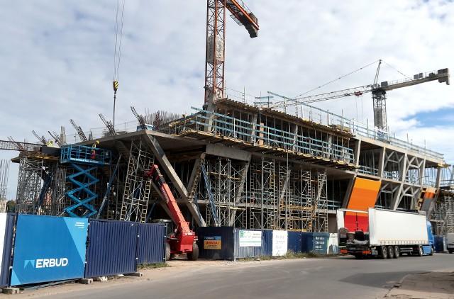Budowa Morskiego Centrum Nauki w Szczecinie