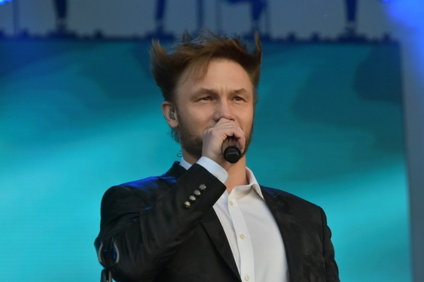 Na scenie w Moszczance w czwartek (2 maja) wystąpił zespół...