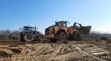 Wznowiono prace przy budowie obwodnicy Podłęża i Niepołomic. Pojawiły się utrudnienia na lokalnych drogach