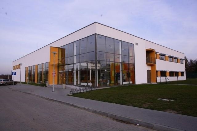 Centrum Kultury Fizycznej Uniwersytetu Przyrodniczego przy ul. Dojazd.