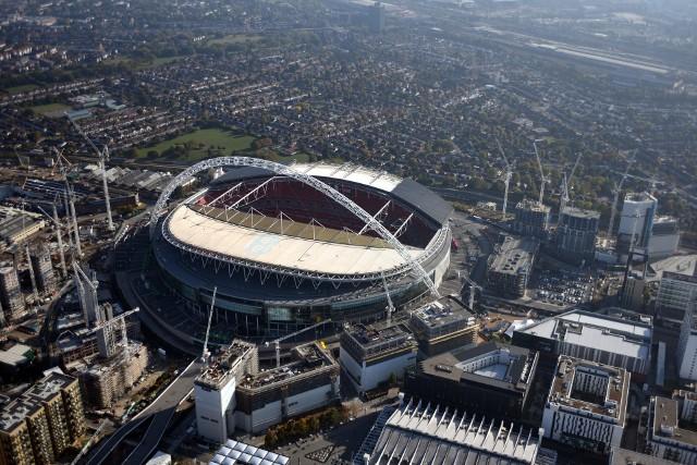Wembley w Londynie