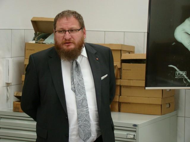 Dyrektor Piotr Cywiński nie czuje niechęci ze strony rządu