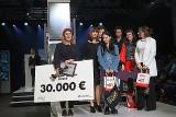 Łódź Young Fashion 2019 w Akademii Sztuk Pięknych, czyli trzeci strzał w dziesiątkę. Zdjęcia pokazów mody