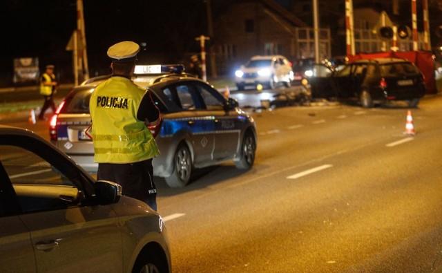 W październiku na ul. Podkarpackiej w Rzeszowie doszło do śmiertelnego potrącenia motocyklisty.