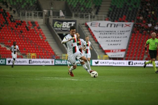 GKS Tychy zremisował z Podbeskidziem Bielsko-Biała 2-2