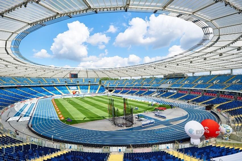 Narodowy Stadion Lekkoatletyczny w Chorzowie to ulubiony...