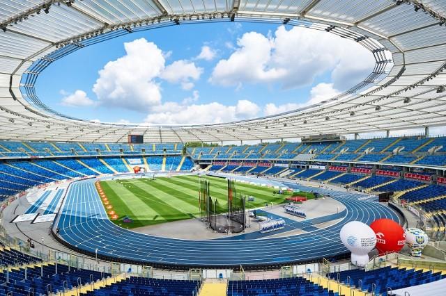 Narodowy Stadion Lekkoatletyczny w Chorzowie to ulubiony obiekt polskich lekkoatletów