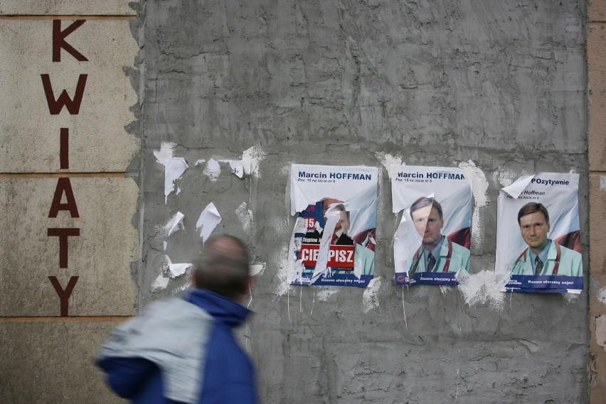 Wybory 2019 Rozpoczyna Się Sezon Wieszania Plakatów Ile