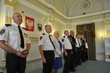 30-lecie powołania Straży Miejskiej w Przemyślu. Wręczono odznaczenia państwowe za długoletnią służbę [ZDJĘCIA]