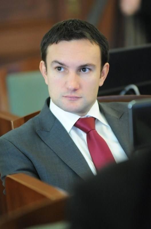 Tomasz Lewandowski - kandydat lewicy na prezydenta Poznania