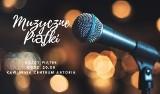 Muzyczny Piątek w Astorii - Krzysztof Gorczak za mikrofonem, Maciej Samluk na gitarze