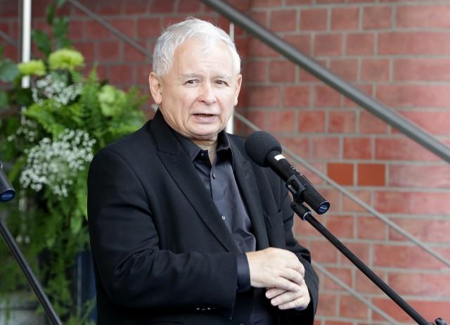 Jarosław Kaczyński przyjedzie do Suchowoli
