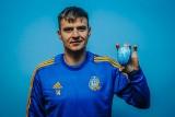 Ruch Chorzów. Niebiescy z jajami! ZDJĘCIA Piłkarze, prezes i trenerzy pomalowali jajka. Pisanki są na licytacji na rzecz chorego Filipka