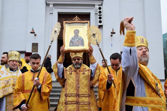 Sobór św. Mikołaja Cudotwórcy w Białymstoku. 19 grudnia prawosławni wspominają św. Mikołaja Cudotwórcę