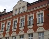 Nowy akademik dla studentów Państwowej Wyższej Szkoły Zawodowej w Oświęcimiu jest już prawie gotowy [ZDJĘCIA]