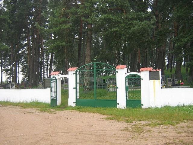 Cmentarz mizar w Bohonikach