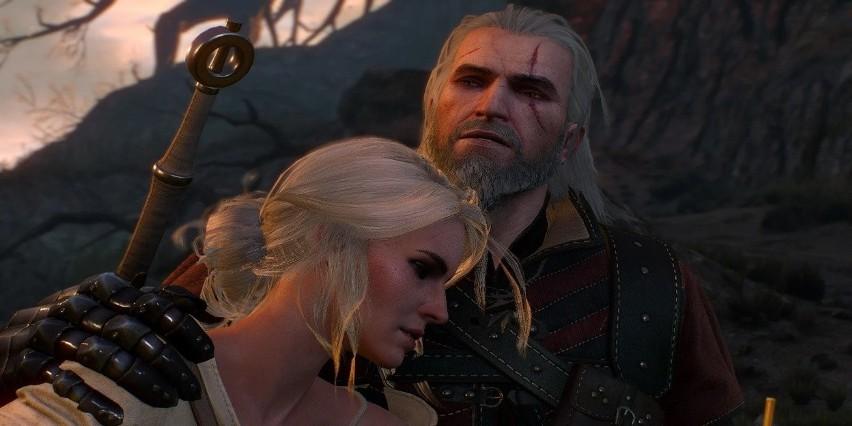 W połowie gry Geralt odnalazł Ciri, ale Dziki Gon zna jej...