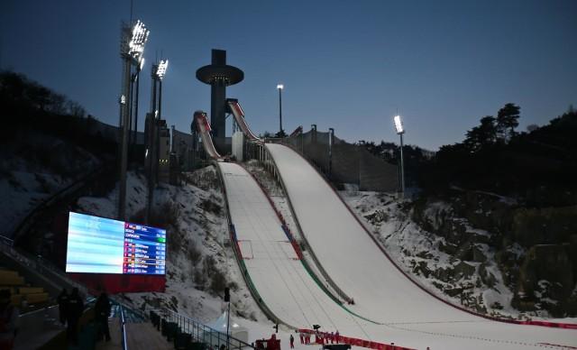 Startują Igrzyska Olimpijskie w Pjongczang - czekamy zwłaszcza na rozpoczęcie konkursu skoków.