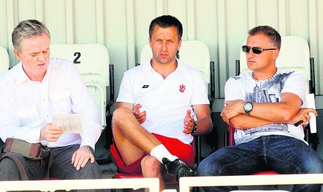 Wojciech Robaszek musi poradzić sobie bez dwóch graczy