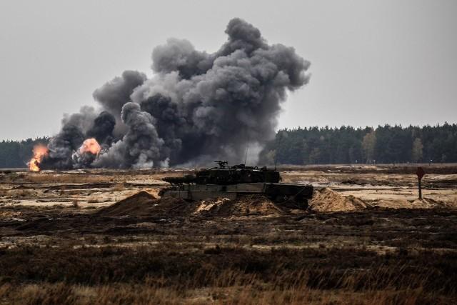 W piątek (28 października) żołnierze Czarnej Dywizji na poligonach w Świętoszowie i Żaganiu zakończyli ćwiczenie taktyczne z wojskami pk. BORSUK-16. Manewry zakończyła wspólna defilada pododdziałów.