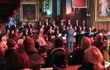 Świąteczny Koncert Kolęd w grudziądzkiej Bazylice z chórem Alla camera [zdjęcia]