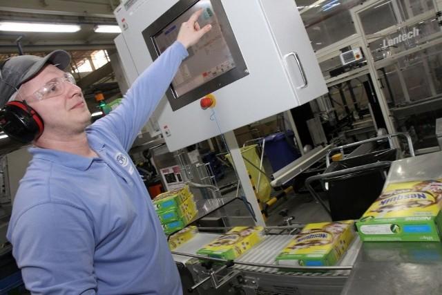 Cereal Partners Poland Pacific kusi pracowników nieograniczonym dostępem do produkowanych płatków i słodkich batoników.