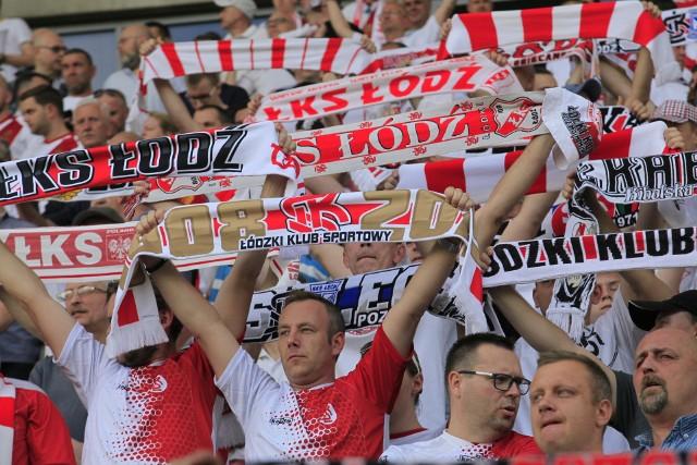 Kibice ŁKS będą świętować na stadionie i Placu Wolności