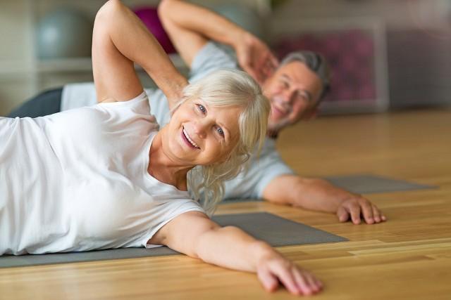 """Metabolizm można skutecznie """"odmłodzić"""" za pomocą ruchu"""