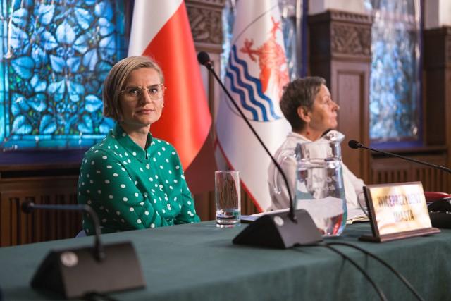 Sesja Rady Miasta w Słupsku.