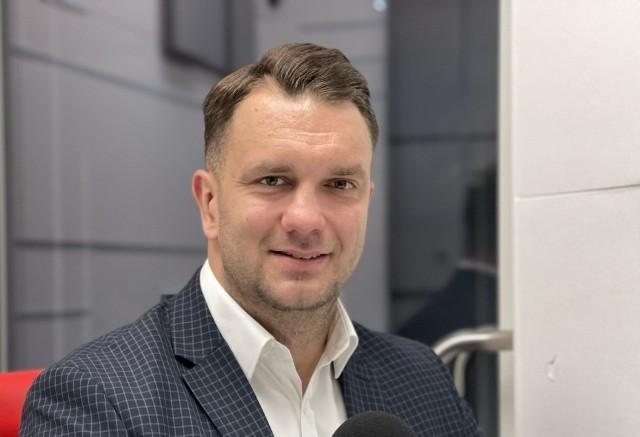 Łukasz Mejza będzie wiceministrem sportu