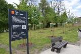 Nad zalewem powstał Park Kielczan. Każde drzewo upamiętnia jedno dziecko. To projekt zrealizowany z Budżetu Obywatelskiego [ZDJĘCIA]