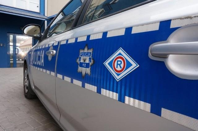 Przed tunelem w Katowicach zapalił się samochód