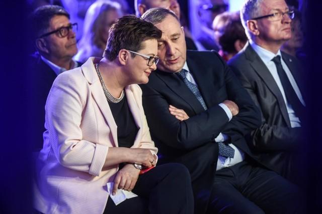 Katarzyna Lubnauer i Grzegorz Schetyna są przeciwni utworzeniu przez prezydent Hannę Zdanowską własnego komitetu wyborców do wyborów samorządowych 2018. Prezydent Decyzji jeszcze nie podjęła.