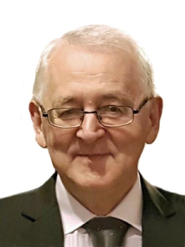 Prof. Ryszard Rutkowski z Uniwersytetu Medycznego w Białymstoku.
