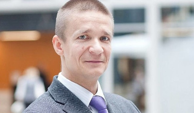 Marcin Krasoń, analityk